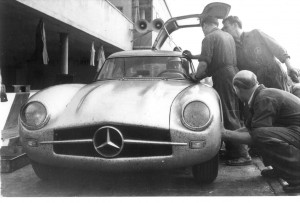 Mercedes-Benz W198 300SL Prototype Image Gallery