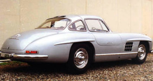 The Zero Mile Gullwing