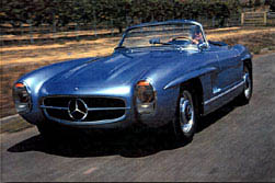 1955 Mercedes-Benz 300SLS : Father of the Brood by Winston Goodfellow