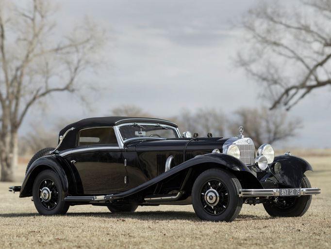 1935 Mercedes-Benz 500-540k