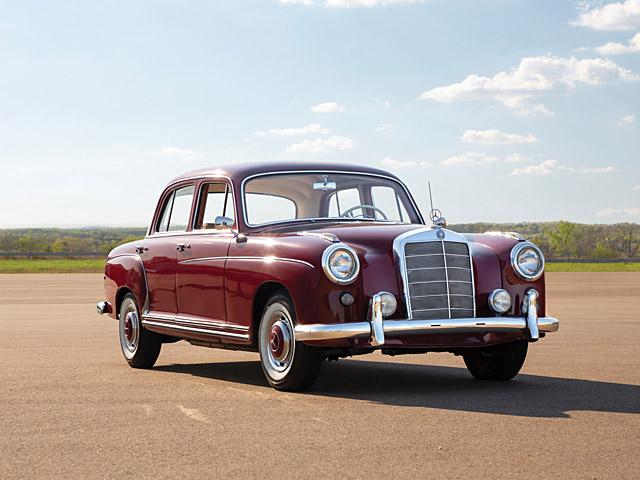 1959 Mercedes-Benz 220 SE