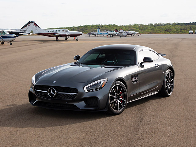 2016 Mercedes-Benz AMG GT S 'Edition 1'