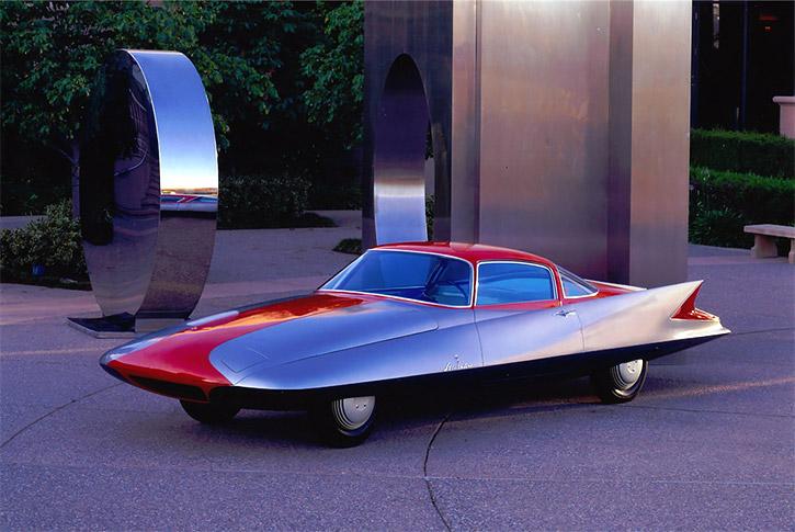 "1955 Chrysler Ghia Streamline X ""Gilda"""