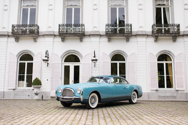 1953 CHRYSLER SPECIAL Coachwork by Ghia
