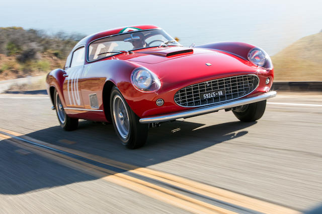1958 FERRARI 250 GT 'TOUR DE FRANCE' ALLOY BERLINETTA