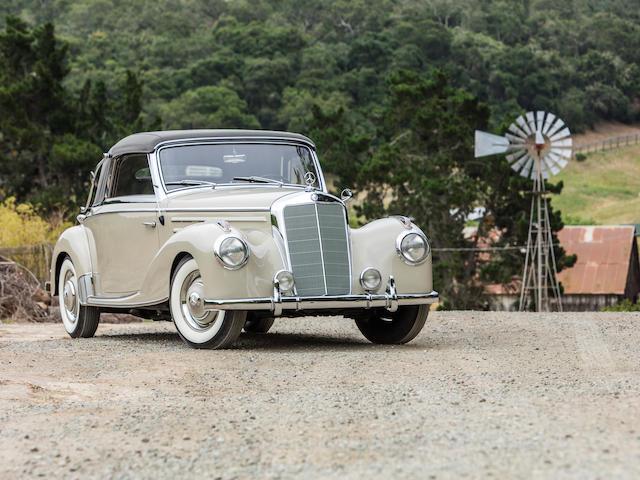 1953 Mercedes-Benz 220 Cabriolet A