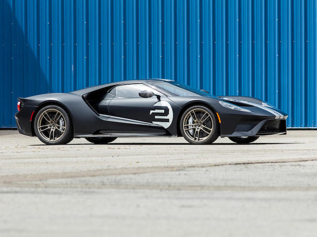 2017 Ford GT '66 Heritage Series