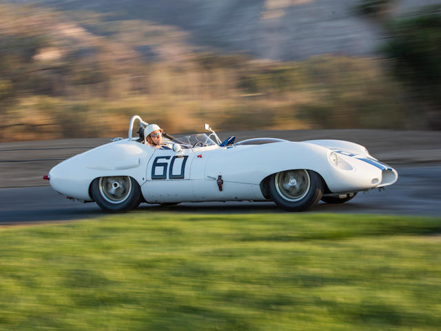 1959 LISTER-JAGUAR SPORTS RACER