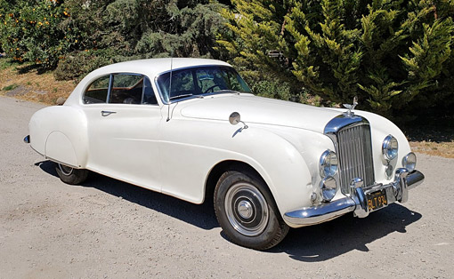 For Sale: 1953 Bentley R Type Continental Fastback