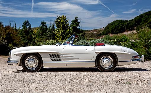 For Sale: 1963 Mercedes-Benz 300SL Roadster