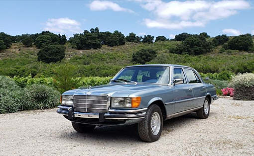 For Sale: 1978 Mercedes-Benz 450 SEL 6.9