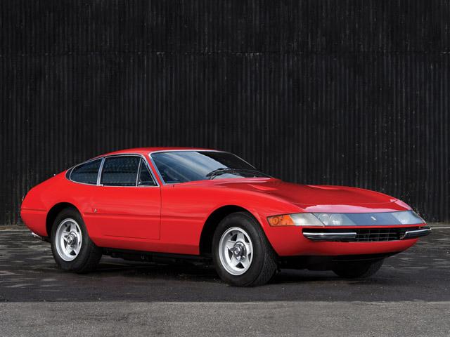 1970 Ferrari 365 GTB/4 Daytona Berlinetta by Scaglietti