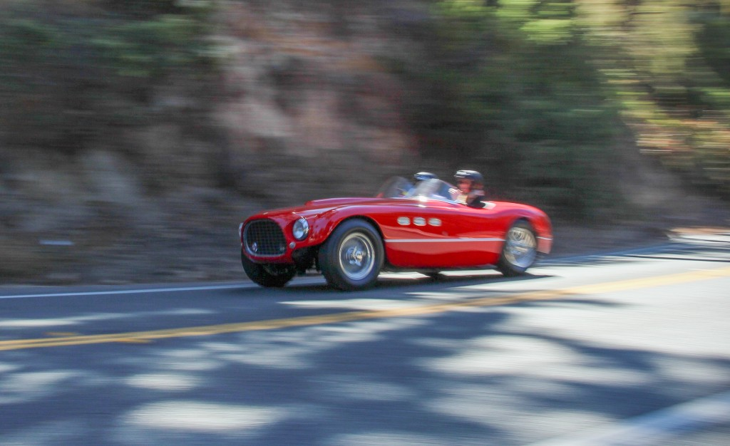 Get Off the Lawn! The Pebble Beach Tour d'Elegance Puts the Show Cars on the Road