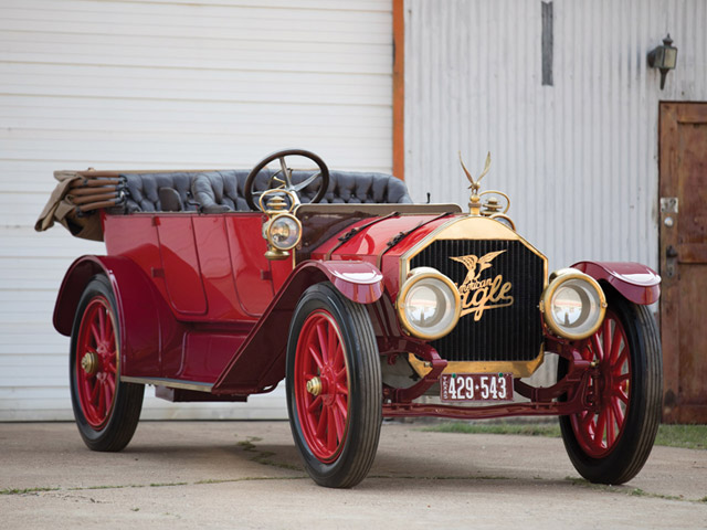 1911 American Eagle Touring