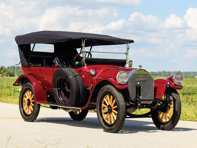 1913 Pierce-Arrow Model 48-B-2 Seven-Passenger Touring