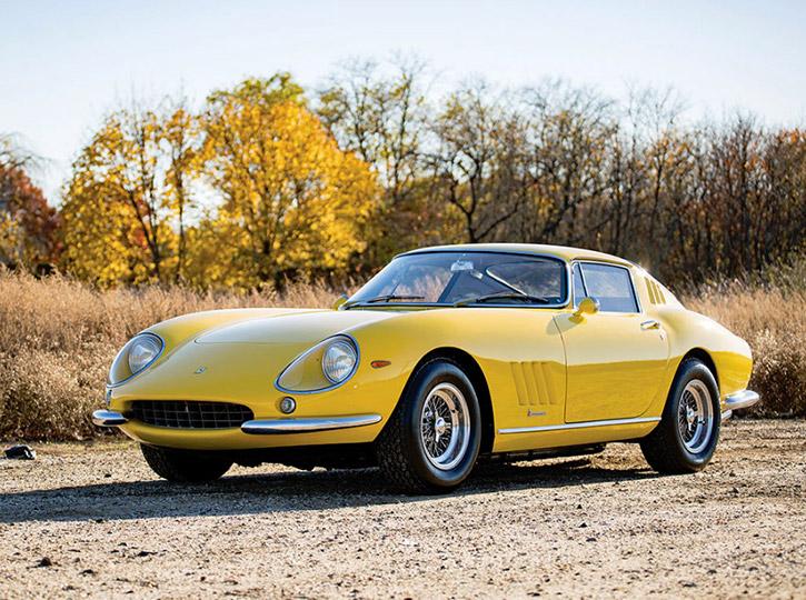 1966 Ferrari 275 GTB/6C by Scaglietti