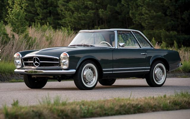 1968 Mercedes-Benz 250 SL Pagoda