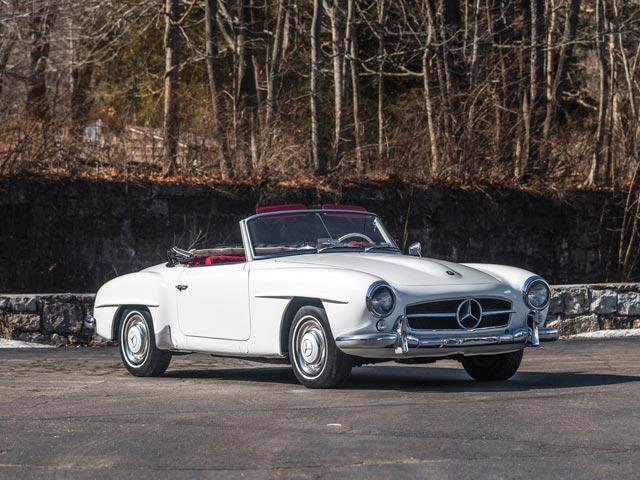 1959 Mercedes-Benz 190 SL