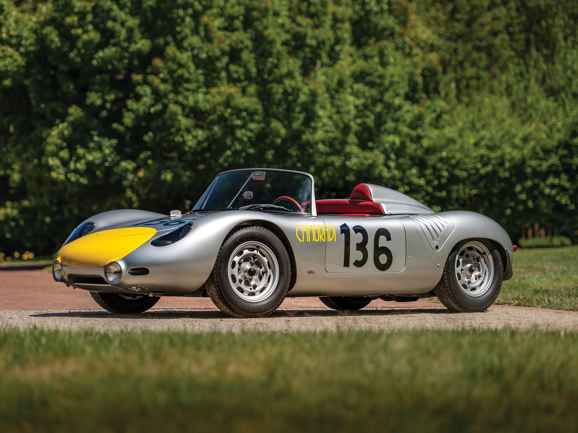1960 Porsche 718 RS 60 Werks
