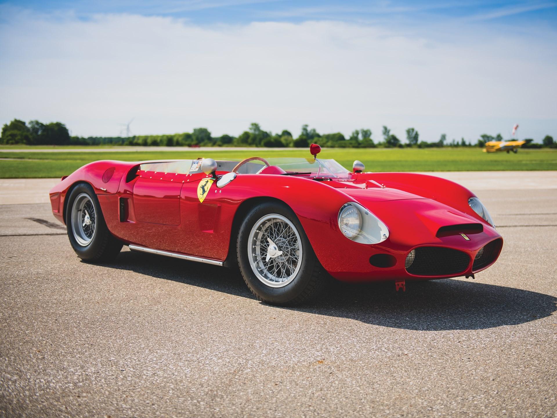 1962 Ferrari 196 SP by Fantuzzi