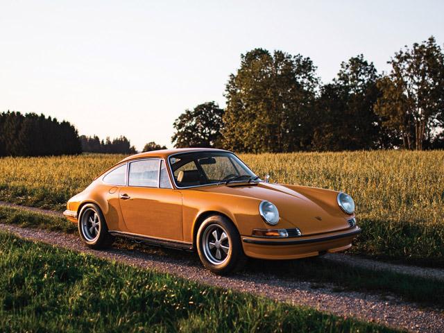 1973 Porsche 911 Carrera RS 2.7 Prototype
