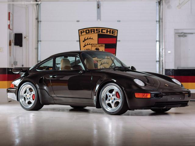 1994 Porsche 911 Turbo S X85 'Flat-Nose'