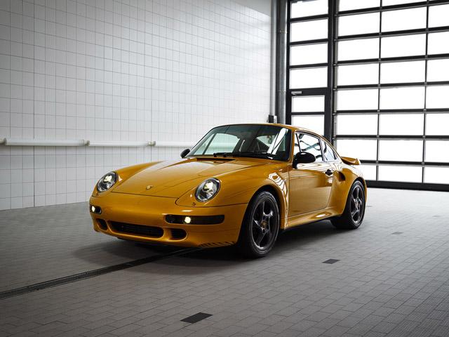 2018 Porsche 911 Turbo Classic Series