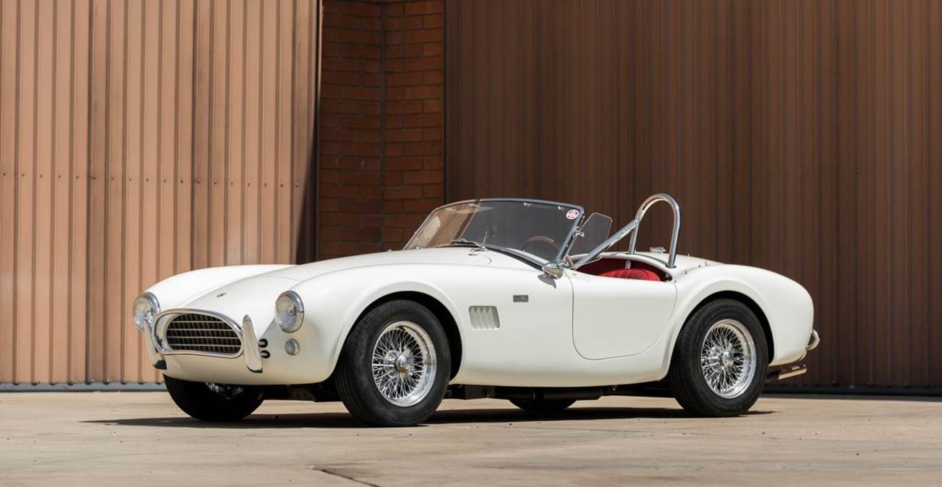 1965 Cobra Shelby 289 MK II Roadster