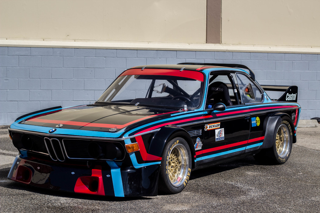 1972 BMW 3.0 Adam Carolla 'Batmobile Spec Race Car'