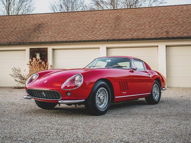 1965 Ferrari 275 GTB/6C by Scaglietti