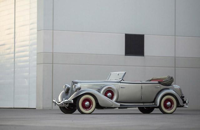 1934 Auburn 850Y Custom Phaeton