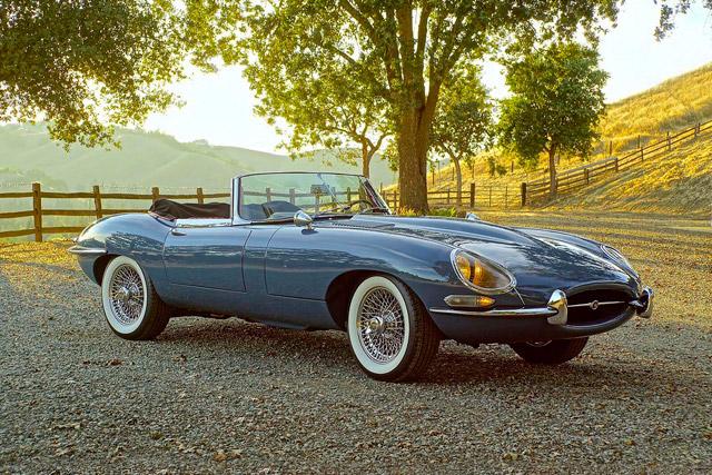 1966 Jaguar E-Type 'Series I' Roadster